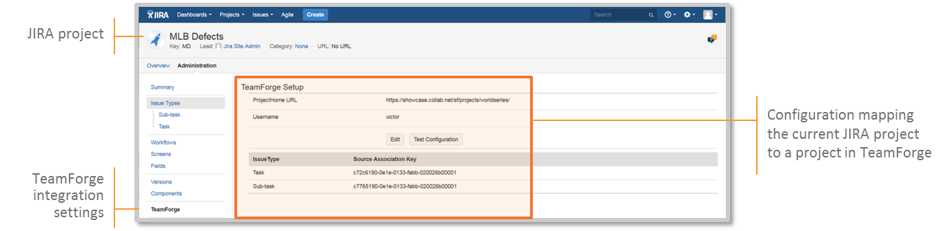 New features in CollabNet TeamForge 8 1